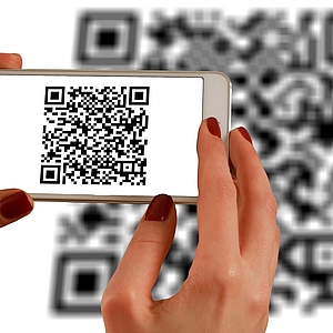 QR-codes in Direct Mailings